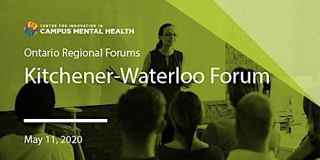 CICMH Kitchener-Waterloo Area Region Forum (Wilfrid Laurier University) tickets