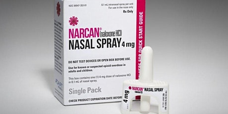 Narcan Administration Training at Northwestern CT Community College tickets