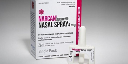 Narcan Administration Training at Northwestern CT Community College
