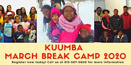 Kuumba March Break Camp tickets