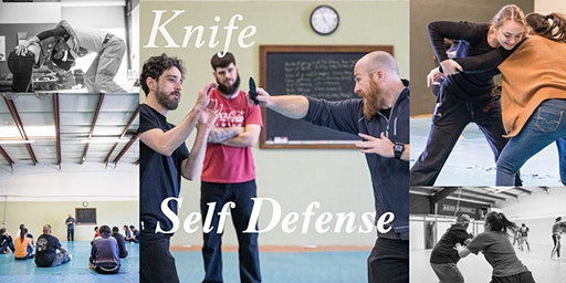 Blade Self Defense- The use of a folder (pocket knife) to defend yourself.
