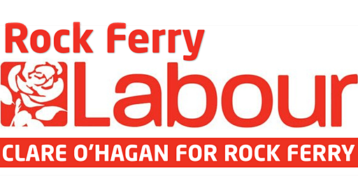 Clare for Rock Ferry Election Fundraiser