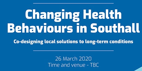 Let's Go Southall Health Summit tickets