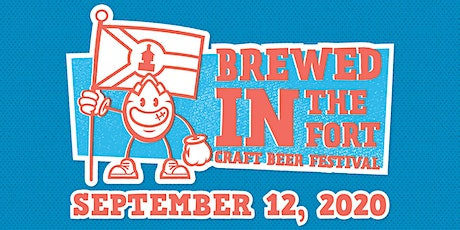 Brewed IN the Fort Craft Beer Fest 2020 tickets