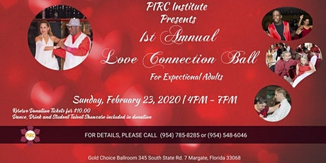 Love Connections Ball for Exceptional Adults tickets