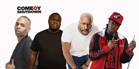 COBO : Comedy Shutdown Black History Month Special - Leicester tickets