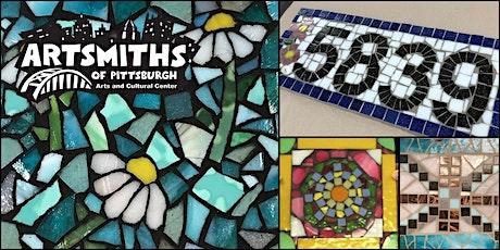 Mosaics with Stevo Sadvary tickets