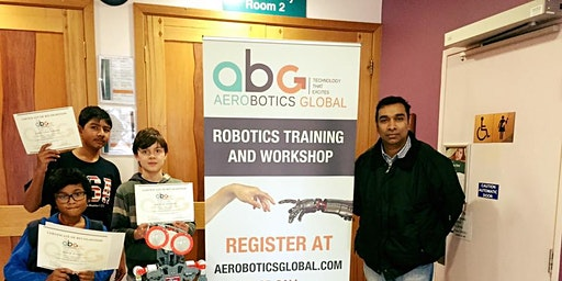 Robotics Holiday Program 2020 - Canterbury