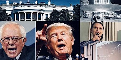 USA-valet 2020-Inbjudan till Investerarmötet på Hotell Anglais, Stureplan! tickets