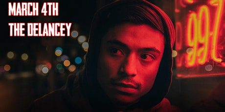 MajorStage Presents: Julian Valencia Live @ The Delancey (Late)  tickets