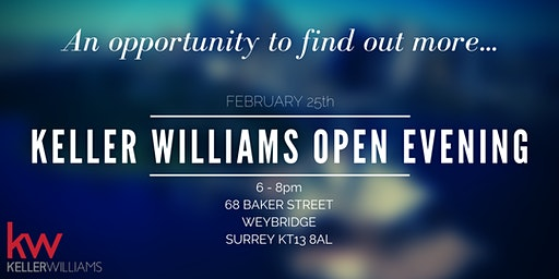 Keller Williams Open Evening