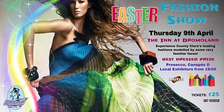 NEWMARKET-ON-FERGUS EASTER FASHION SHOW tickets