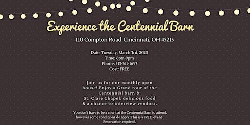 Experience the Centennial Barn