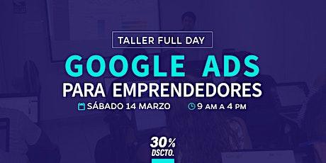 Google Ads para Emprendedores entradas