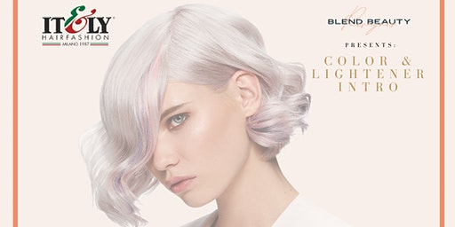 It&ly Hair Fashion Color & Lightener Intro!
