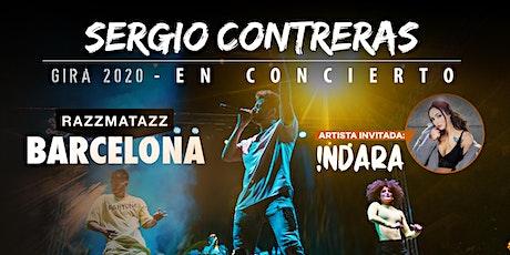 CONCIERTO SERGIO CONTRERAS BARCELONA tickets