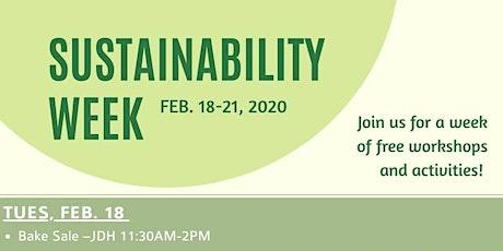Vermicomposting Workshop for Sustainability Week tickets