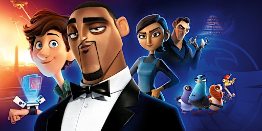 Spies In Disguise (2019) - Community Cinema