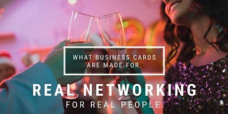 Authentic Networkers Downtown Toronto tickets