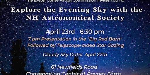 Explore the Evening Sky the NHAS