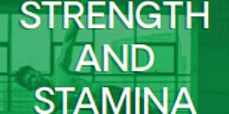 Wednesday Signature Series: Strength and Stamina tickets