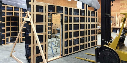 Pre-Fab Panelization and The Future Of Building: Presentation + Site Tour