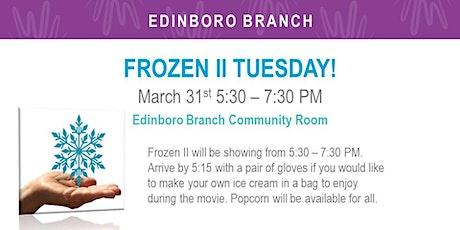 Frozen II Tuesday! tickets