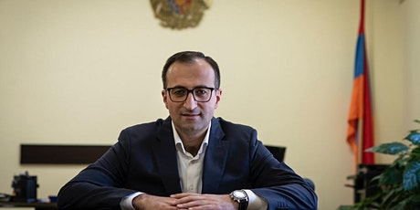 Perspectives from Outspoken Advocate Turned Minister of Health of Armenia tickets