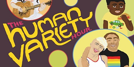 The Human Variety Hour @ the Jungle Community Music Club! tickets
