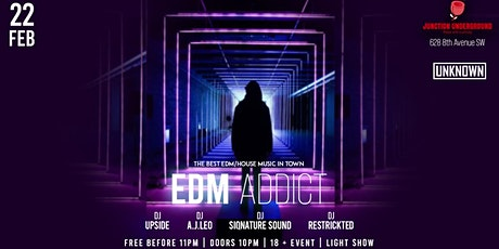 EDM Addict tickets