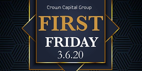 First Friday March tickets