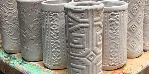 Hand-building Pottery Class!