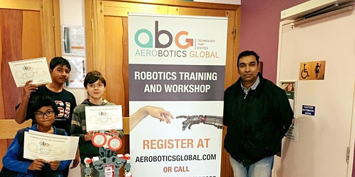 Robotics Holiday Program 2020 - Reservoir