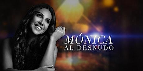 """MÓNICA NARANJO - """"MÓNICA AL DESNUDO"""" - CARMONA (Sevilla) entradas"""