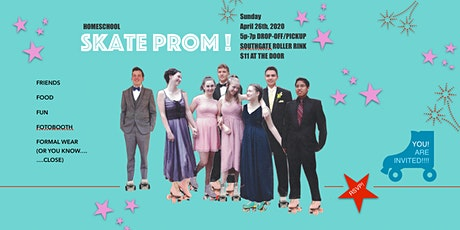 Homeschool Skate Prom 2020 tickets