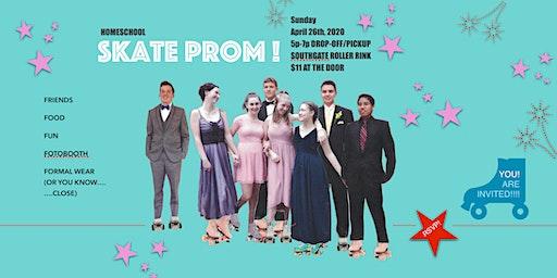 Homeschool Skate Prom 2020