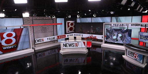WISH TV Studio