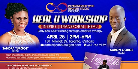 HEAL YOU WORKSHOP tickets