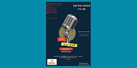 Festival De Música ingressos