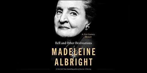 An Evening with Madeleine Albright in conversation with Donna Shalala