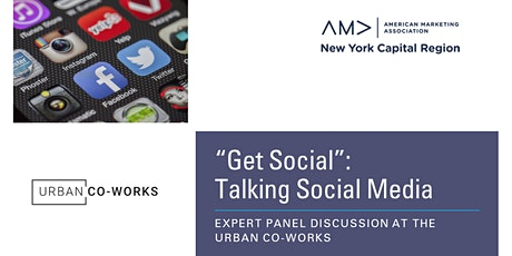 """Get Social"": Talking Social Media tickets"