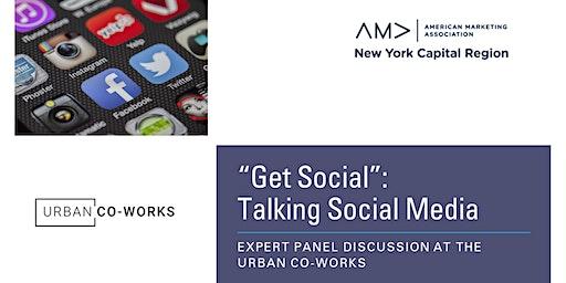 """""""Get Social"""": Talking Social Media"""
