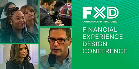 Mad*Pow's 2020 Financial Experience Design Conference tickets