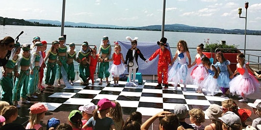 Performance & Visual Arts Camps - Schulferien Lager für Kinder (6 bis16 Ja)