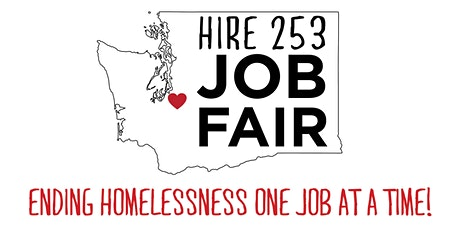 HIRE253 JOB FAIR tickets