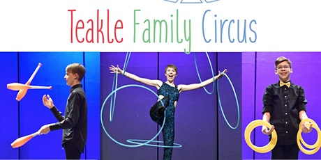 Teakle Family Circus tickets