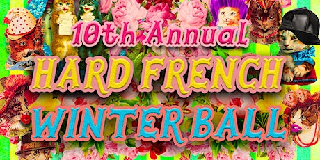 Hard French Winter Ball 2020 tickets