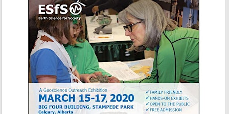 Earth Science for Society (ESfS) 2020 tickets