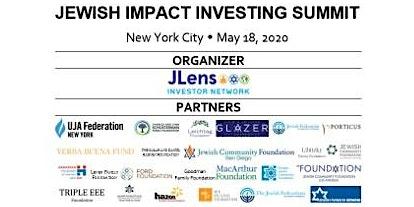 Jewish Impact Investing Summit 2020