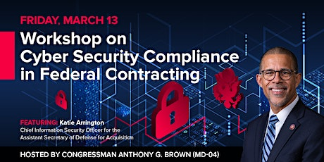 Workshop on Cyber Security Compliance in Federal Contracting tickets